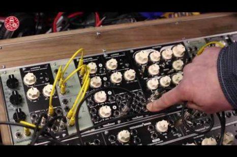 VERMONA four-channel quadroPOL polarizing mixer / ringmodulator