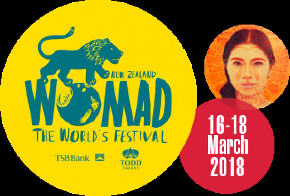 WOMAD 2018 announces KAMASI WASHINGTON and ANOUSHKA SHANKAR