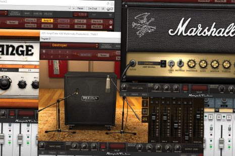 IK Multimedia Amplitube 4 – The Total Package