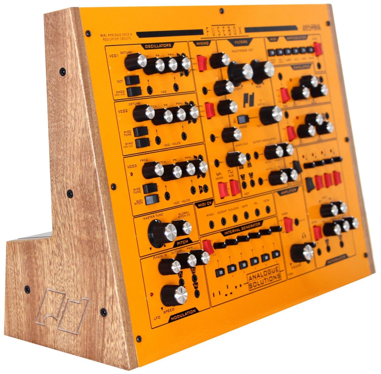 Analogue Solutions accepts preorders for Fusebox analogue monosynth