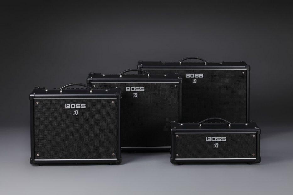 BOSS Announces Version 2 Update for the Katana Amplifier Series
