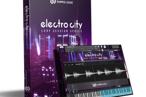 Sample Logic release Electro City Loop Session series