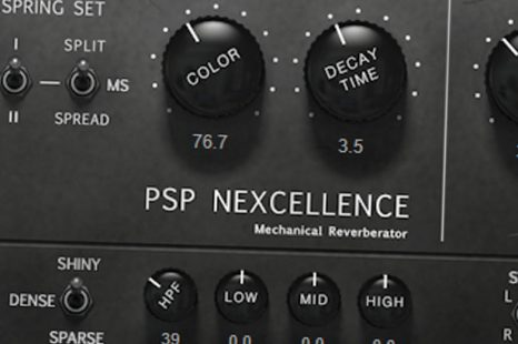 PSP Audioware Nexcellence – Twice the Vibe