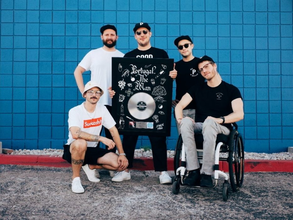 Portugal. The Man Go Gold With 'Feel It Still'
