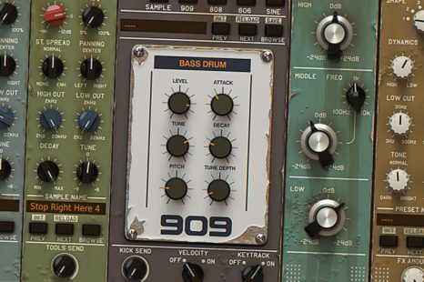 D16 PunchBOX Bass Drum Synthesizer – Heavyweight Contender