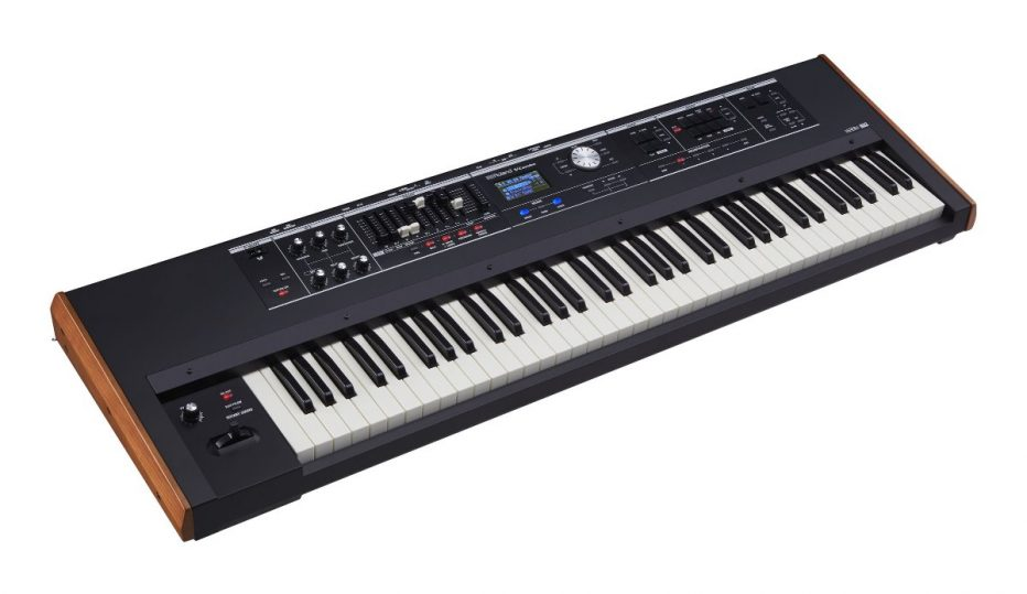 Roland Introduces V-Combo VR-730 and VR-09-B Live Performance Keyboards
