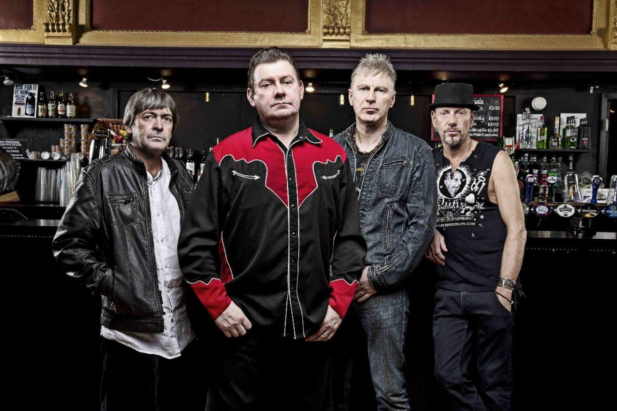 STIFF LITTLE FINGERS Announce 40th Anniversary NZ Tour