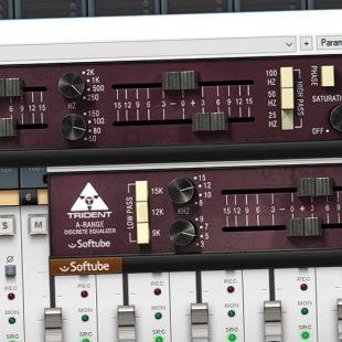 Softube Trident A-Range EQ – A Rare Breed