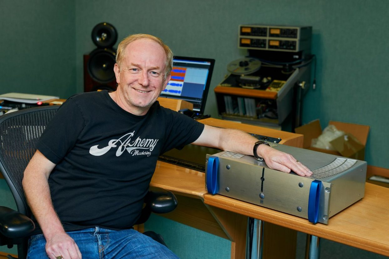 Mastering engineer extraordinaire Barry Grint gets ATC P2 PRO in on the Alchemy act