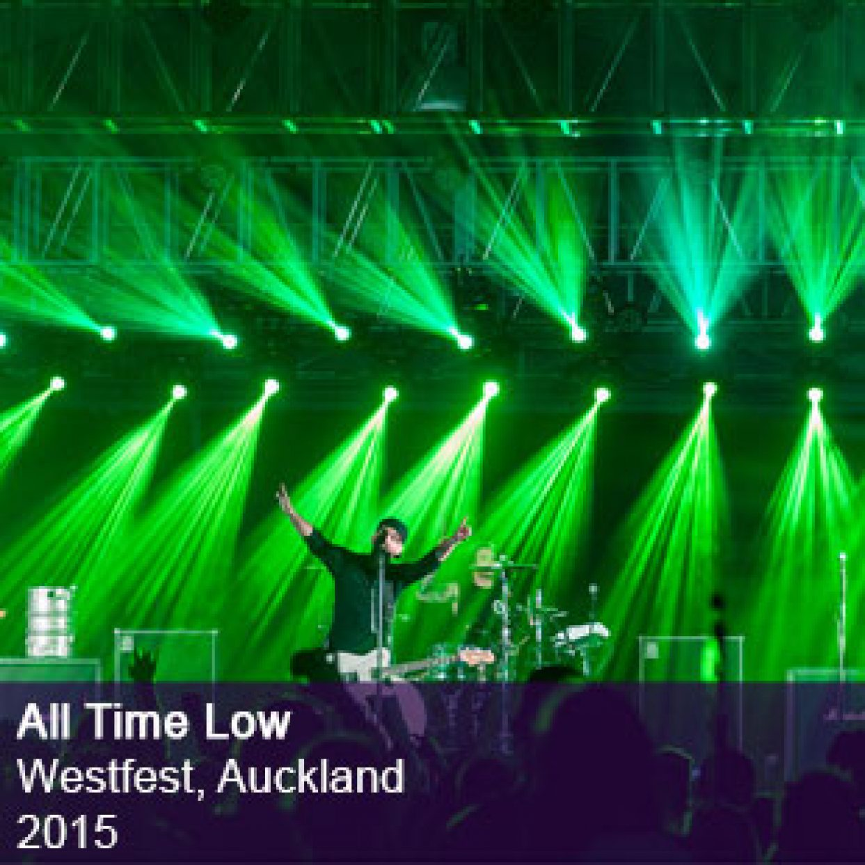 All Time Low Live