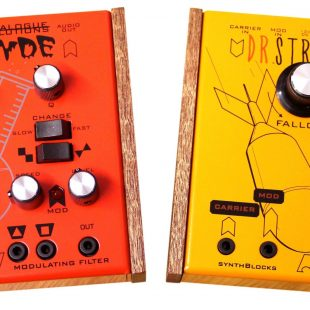 Analogue Solutions announces Mr Hyde and Dr Strangelove synthBlocks