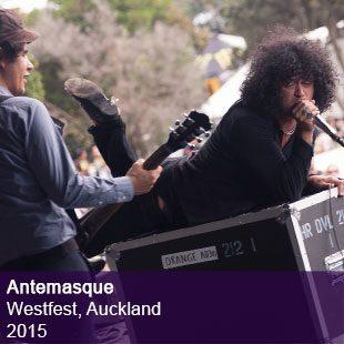 Antemasque live