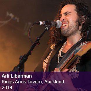 Arli Liberman Live
