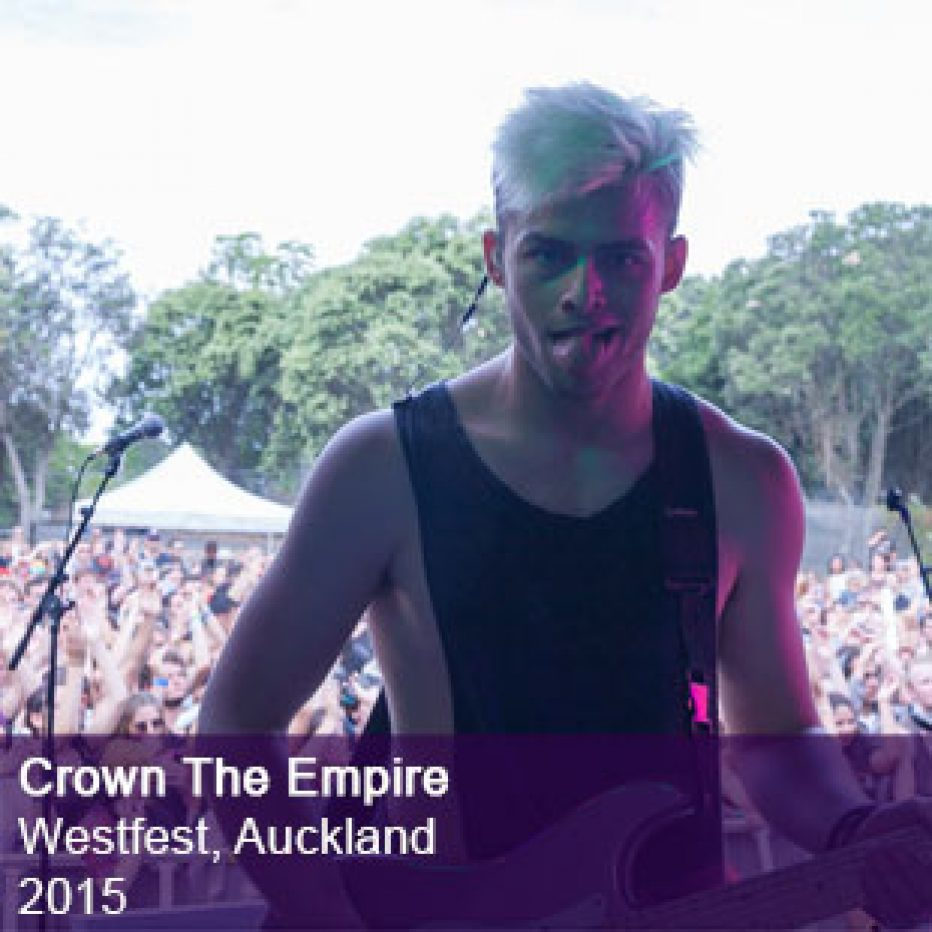 Crown The Empire live