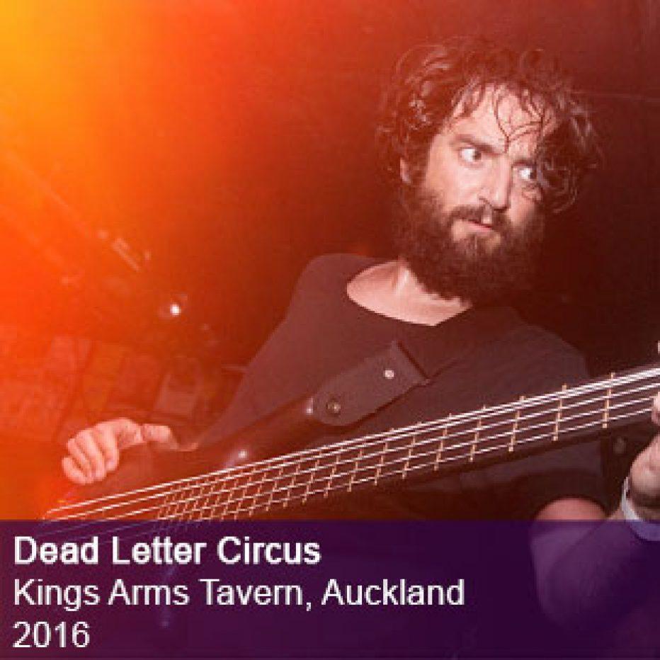 Dead letter Circus Live