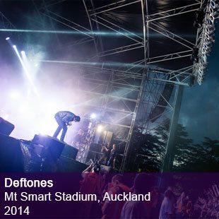 Deftones Live