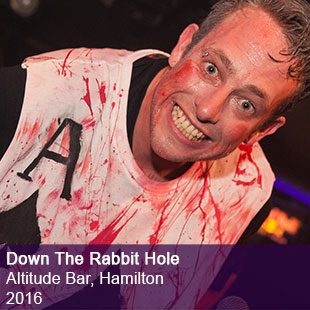Down The Rabbit Hole 2016