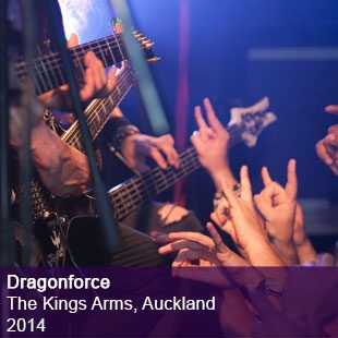Dragonforce live