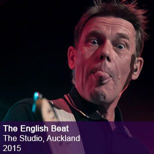 The English Beat live