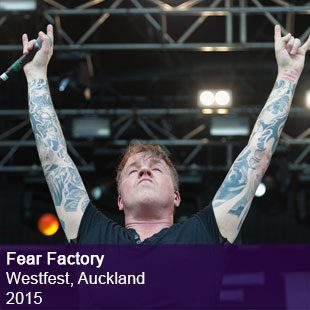 Fear Factory live