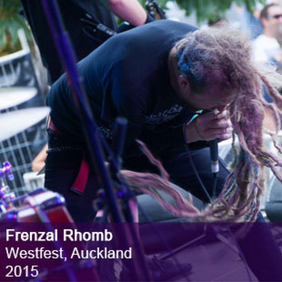 Frenzal Rhomb Live