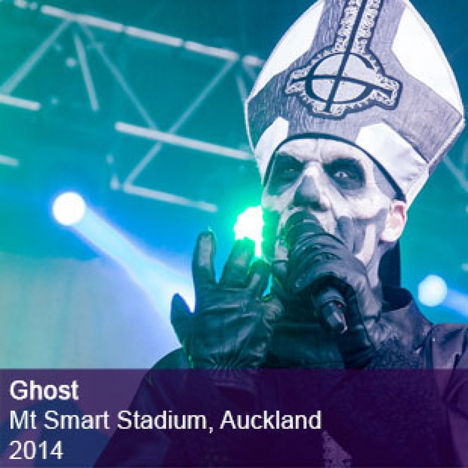 Ghost Live