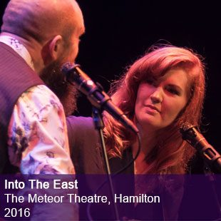 Into The East Live