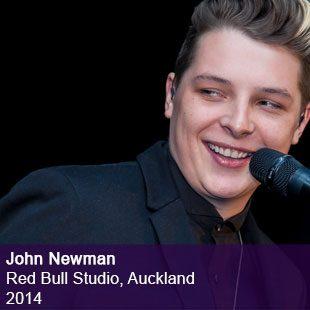 John Newman live