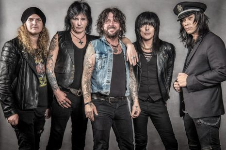 L.A. Guns Announce The Missing Peace Australian & NZ 2018 Tour