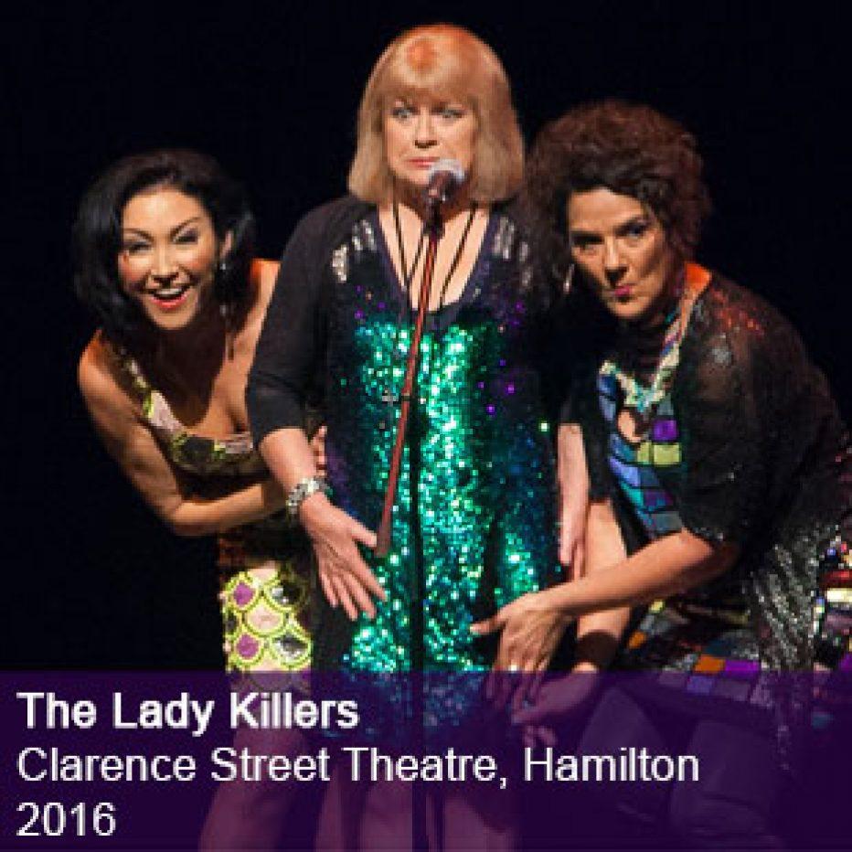 Lady Killers Live