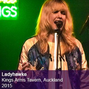 Ladyhawke live