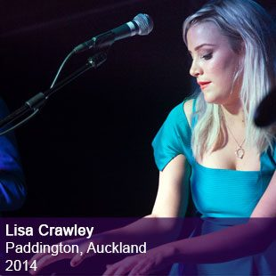 Lisa Crawley live