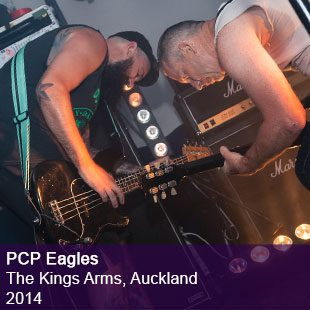 PCP Eagles live