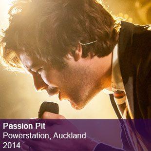 Passion Pit live