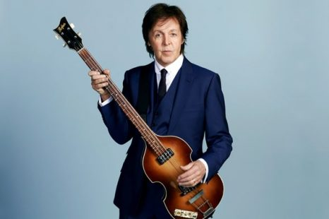 Paul McCartney The 'One On One Tour' Of AU & NZ Kicks Off In Just 10 Days!
