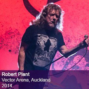 Robert Plant live