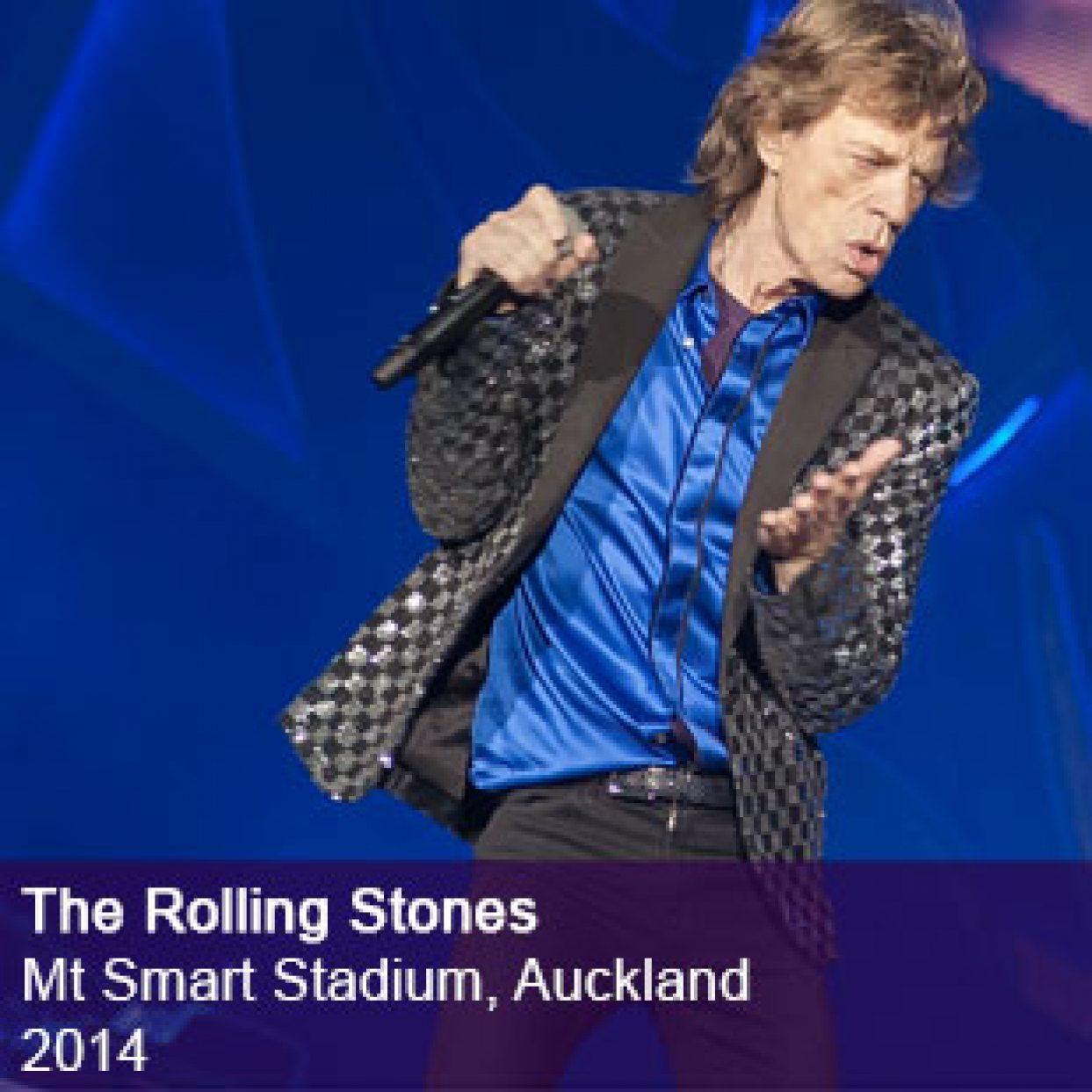 Rolling Stones live
