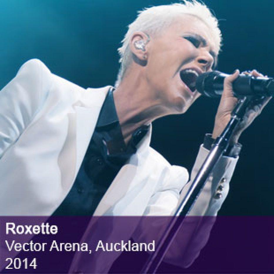 Roxette live
