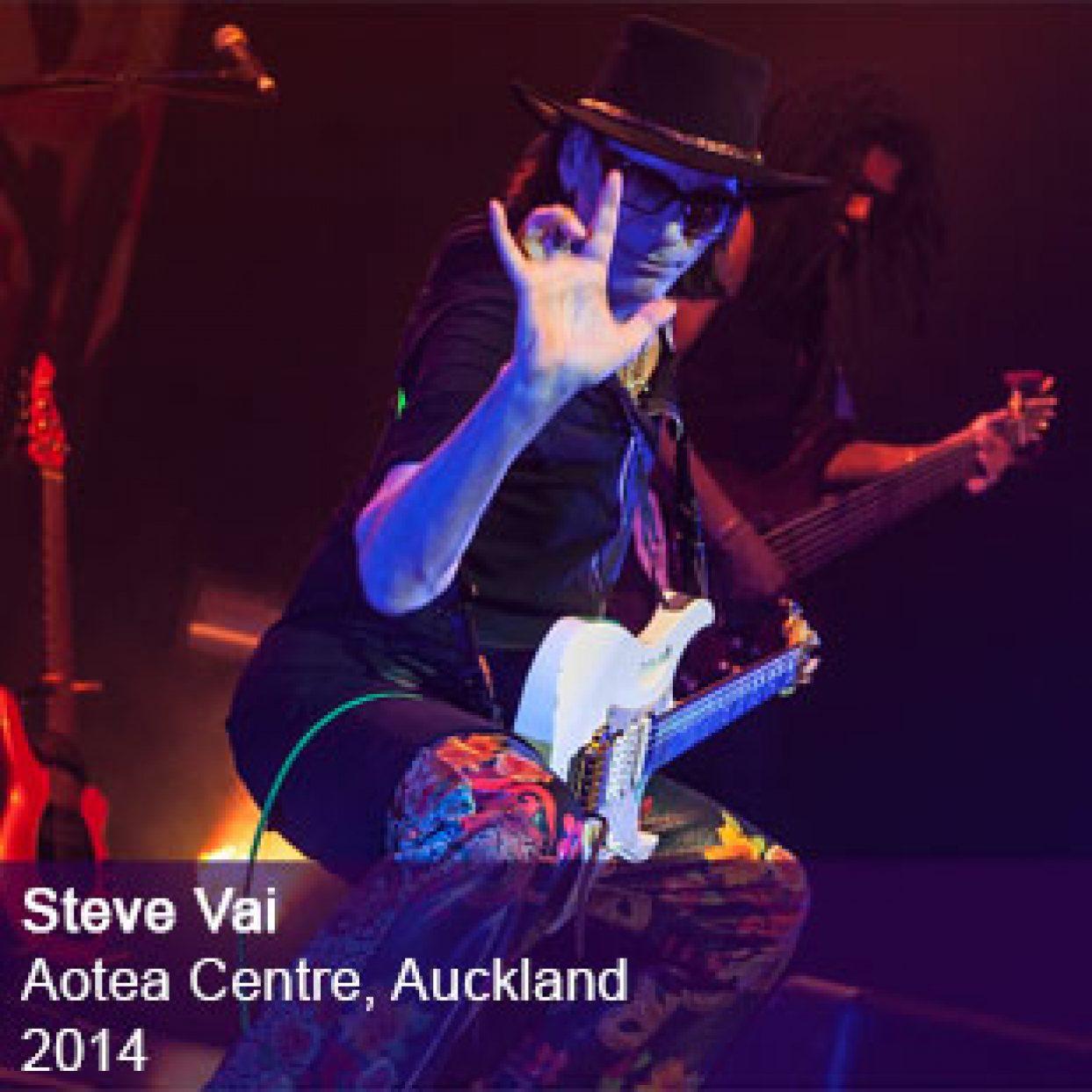 Steve Vai live