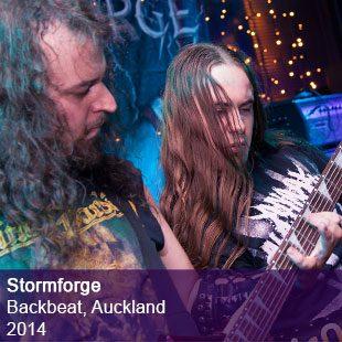 Stormforge live