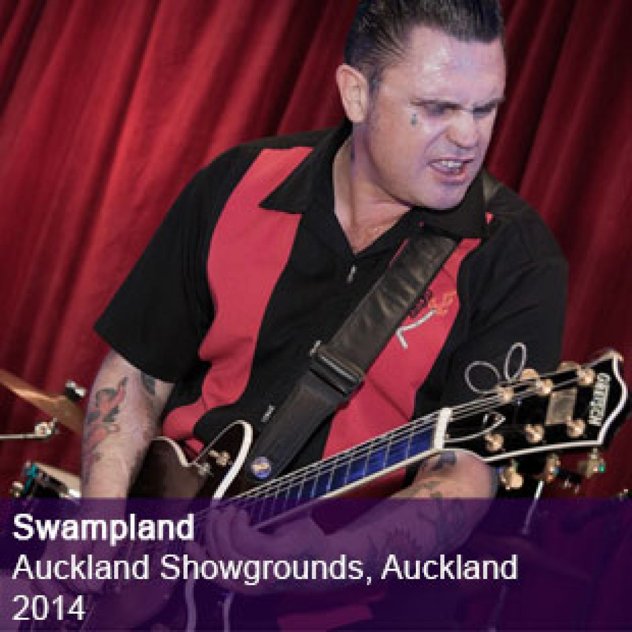 Swampland live