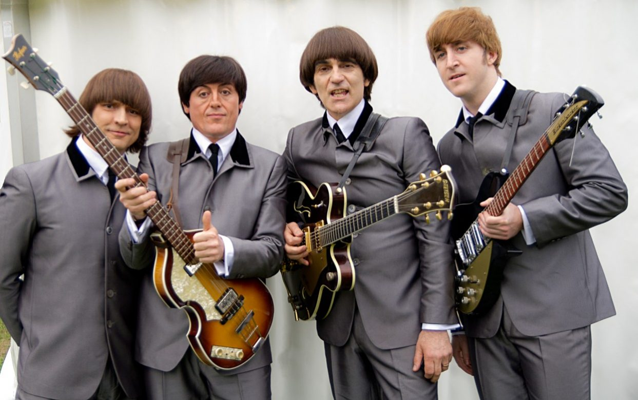 ACCLAIMED UK TRIBUTE BAND THE BOOTLEG BEATLES PLAYING AUCKLAND NEXT WEEK