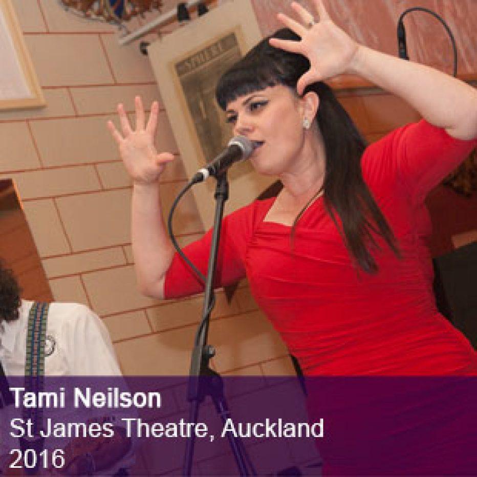 Tami Neilson St James Live