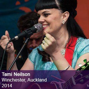 Tami Neilson live