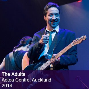 The Adults live