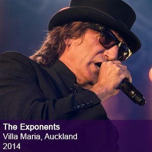 Exponents live
