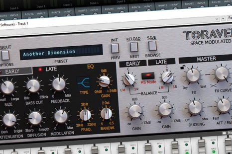 CLOSED: Win A Copy of D16 Group Toraverb 2 VST Reverb Plugin
