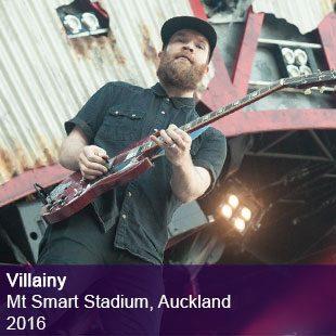 Villainy Live 2016