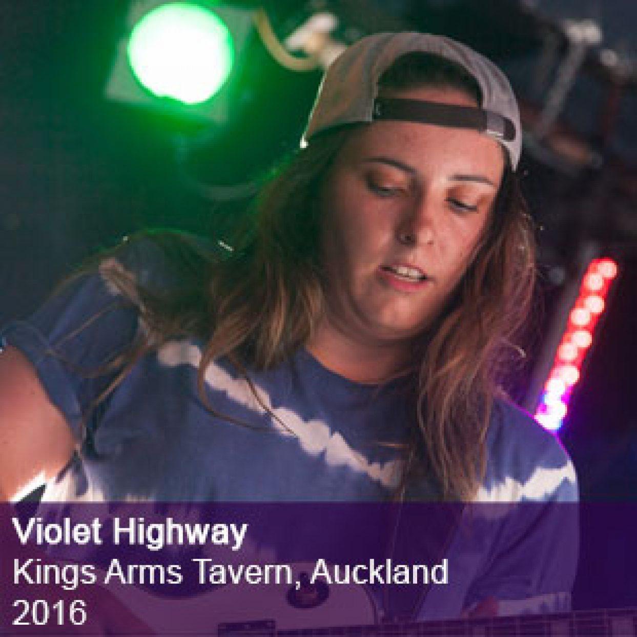 Violet Highway Live 2016