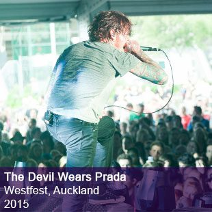 The Devil Wears Prada Live
